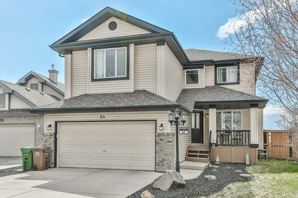 Main Photo: 64 NAPLES Way: St. Albert House for sale : MLS®# E4165536