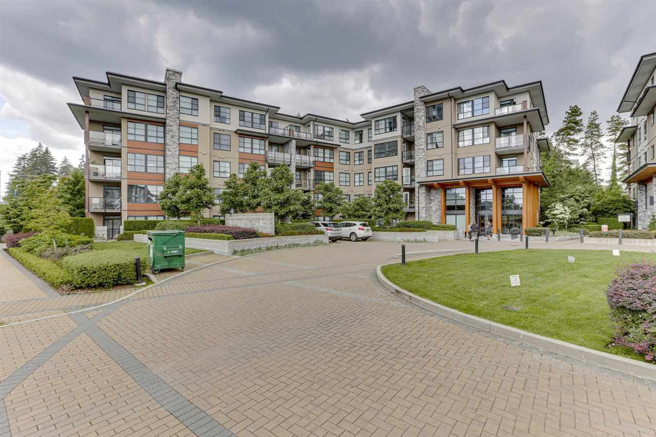 Main Photo: 201 1151 WINDSOR Mews in Coquitlam: New Horizons Condo for sale : MLS®# R2462460