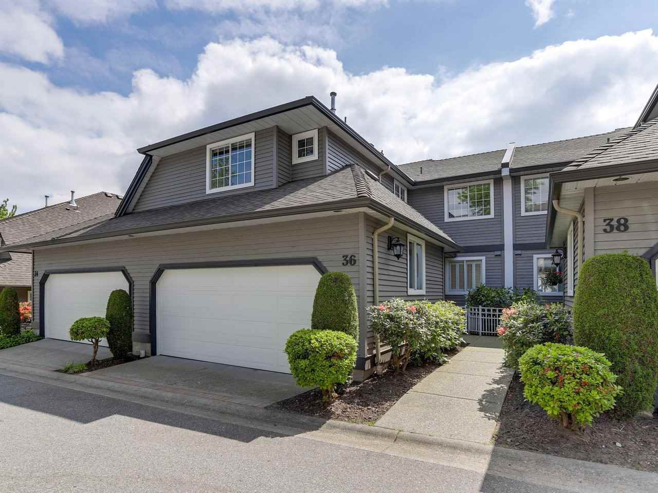 Main Photo: 36 2615 FORTRESS DRIVE in : Citadel PQ Townhouse for sale : MLS®# R2270373