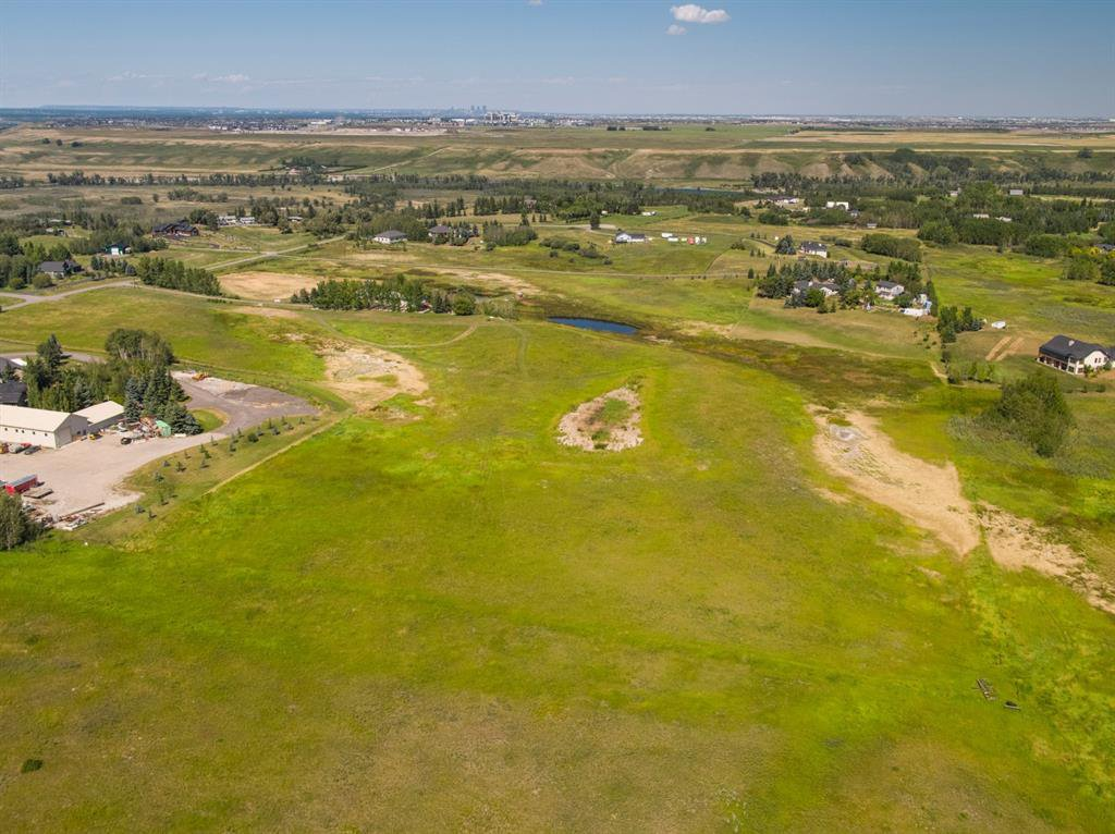 Main Photo: 17ac NORTH of DUNBOW Rd 48 Street: Rural Foothills County Land for sale : MLS®# A1025960