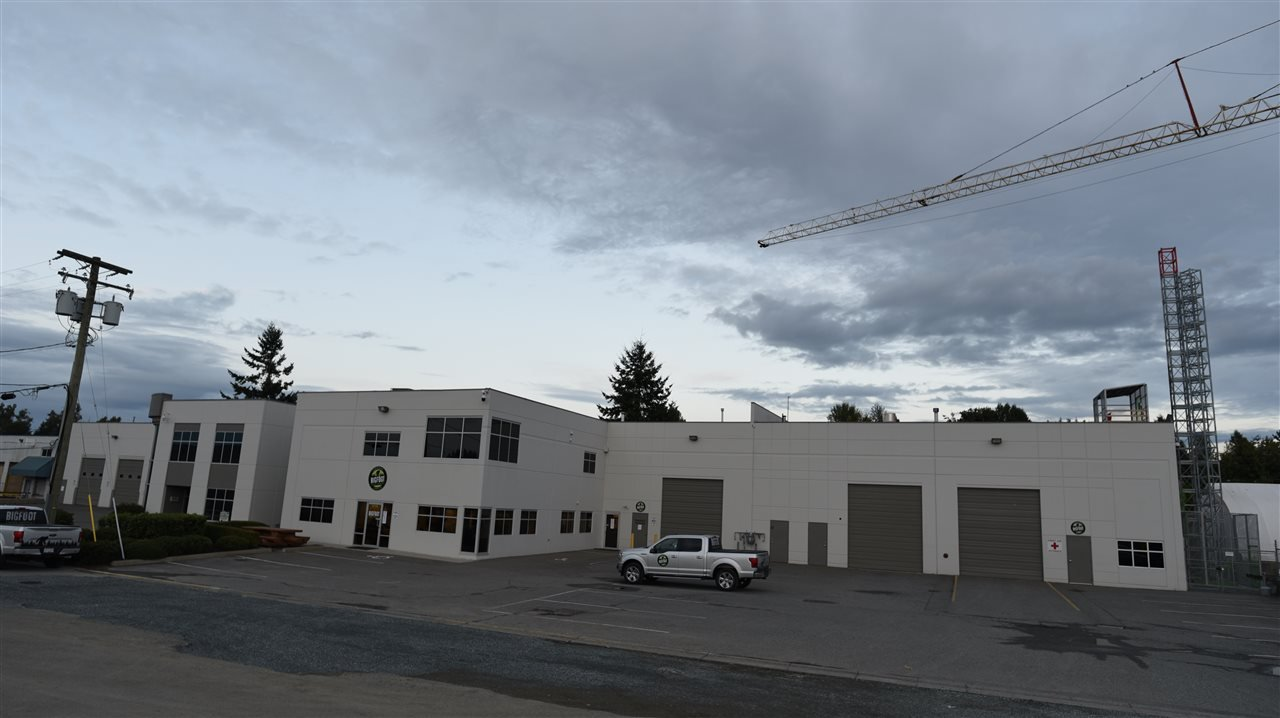 Main Photo: 2170 CARPENTER Street in Abbotsford: Poplar Industrial for sale : MLS®# C8034340