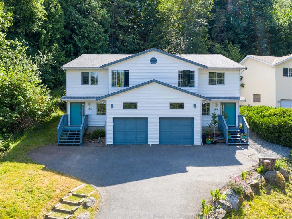 Main Photo: 621 Marsh Wren Place in Nanaimo: Duplex for sale : MLS®# 	845206