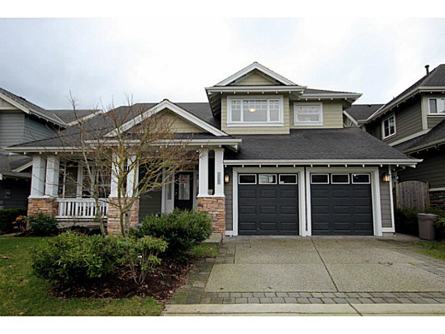 "Main Photo: 5344 SPETIFORE in Tsawwassen: Tsawwassen Central House for sale in ""PARK GROVE ESTATES"" : MLS®# V984411"