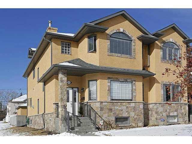 Main Photo: 2239 30 Street SW in CALGARY: Killarney Glengarry Residential Attached for sale (Calgary)  : MLS®# C3555962