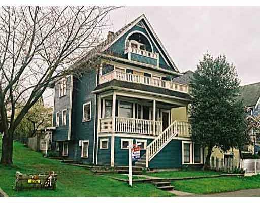 Main Photo: 796 E 13TH AV in : Mount Pleasant VE House Fourplex for sale : MLS®# V329985