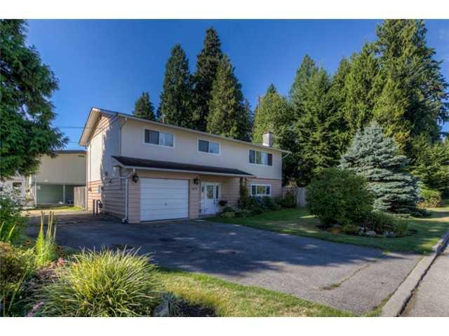 Main Photo: 1310 FRASER AV in Port Coquitlam: Birchland Manor House for sale : MLS®# V1024929