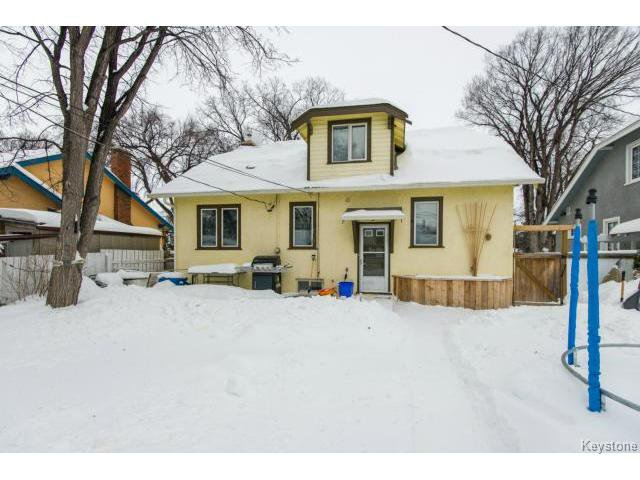 Photo 20: Photos: 162 Leighton Avenue in WINNIPEG: East Kildonan Residential for sale (North East Winnipeg)  : MLS®# 1401800