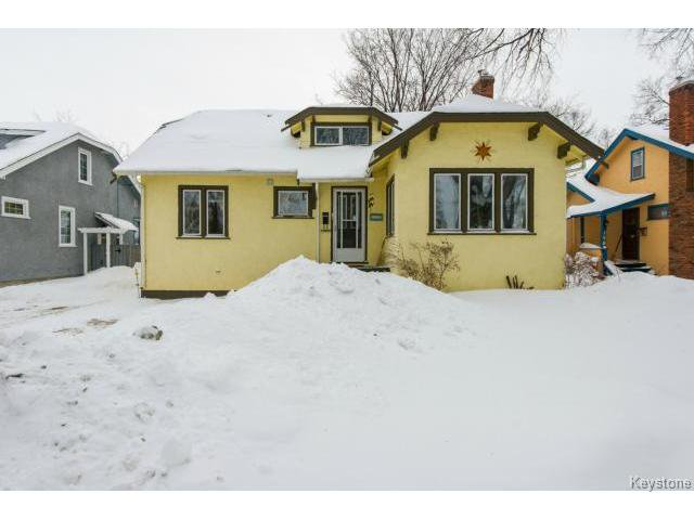 Photo 1: Photos: 162 Leighton Avenue in WINNIPEG: East Kildonan Residential for sale (North East Winnipeg)  : MLS®# 1401800