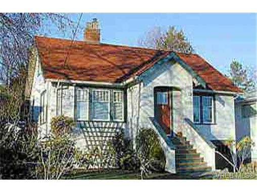 Main Photo: 1960 Taylor St in VICTORIA: SE Camosun Single Family Detached for sale (Saanich East)  : MLS®# 229624