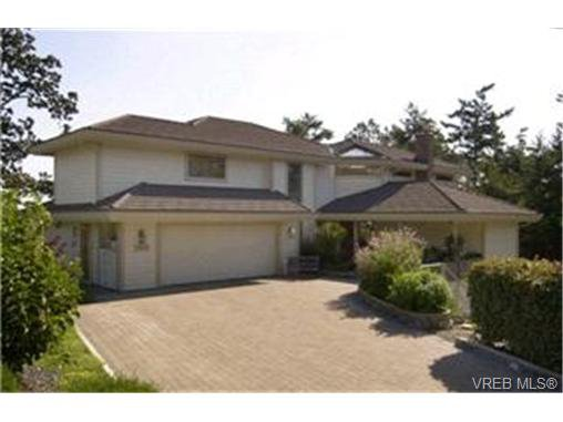 Main Photo: 2803 Arbutus Road in VICTORIA: SE Ten Mile Point Single Family Detached for sale (Saanich East)  : MLS®# 222158
