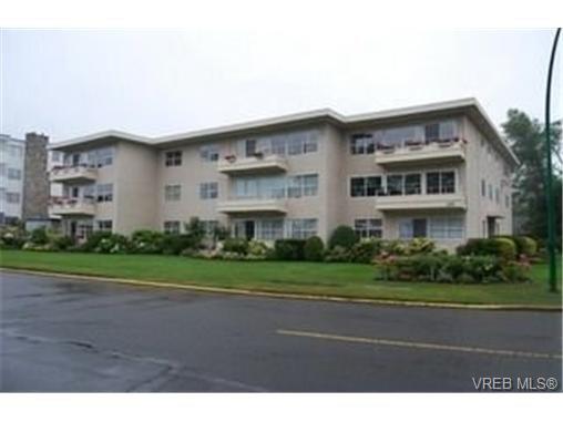 Main Photo: 101 1318 Beach Drive in VICTORIA: OB South Oak Bay Condo Apartment for sale (Oak Bay)  : MLS®# 245885
