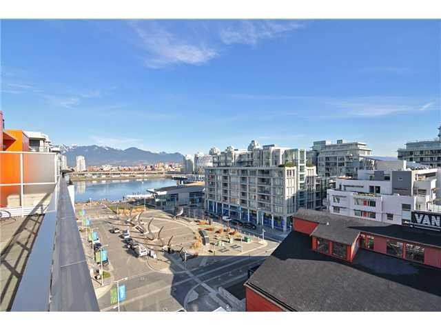 "Photo 18: Photos: 404 123 W 1ST Avenue in Vancouver: False Creek Condo for sale in ""COMPASS AT THE VILLAGE ON FALSE CREEK"" (Vancouver West)  : MLS®# V1075384"