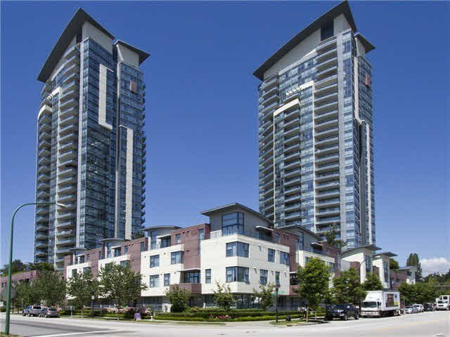 Main Photo: 2003 2225 HOLDOM Avenue in Burnaby: Central BN Condo for sale (Burnaby North)  : MLS®# V1077848