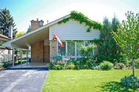 Main Photo:  in Toronto: Rexdale-Kipling House (Backsplit 3) for sale (Toronto W10)  : MLS®# W2985361