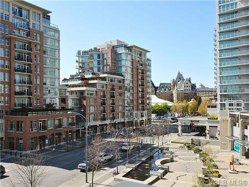 Main Photo: 306 788 Humboldt Street in VICTORIA: Vi Downtown Condo Apartment for sale (Victoria)  : MLS®# 341009