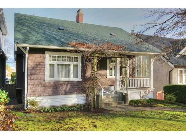 Photo 17: Photos: 3843 W 15TH AVE in VANCOUVER: Point Grey House for sale (Vancouver West)  : MLS®# v1105300