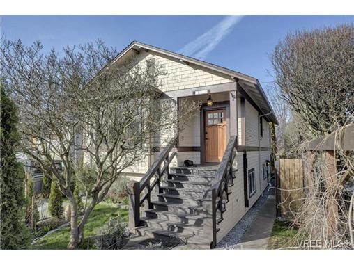 Main Photo: 1770 Bay Street in Victoria: Vi Jubilee House for sale : MLS®# 361116