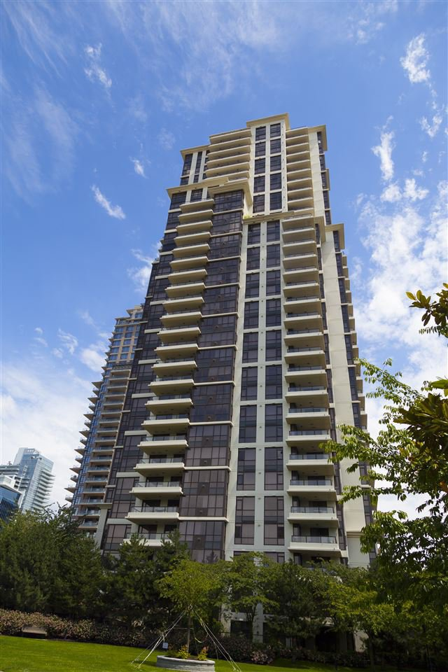 Main Photo: 1204 2138 MADISON AVENUE in Burnaby: Brentwood Park Condo for sale (Burnaby North)  : MLS®# R2083332