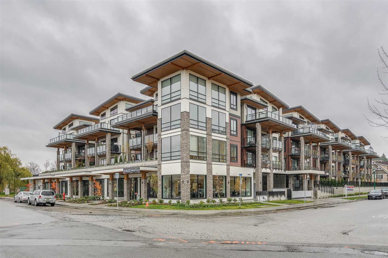 "Main Photo: 318 12460 191 Street in Pitt Meadows: Mid Meadows Condo for sale in ""ORION"" : MLS®# R2419168"