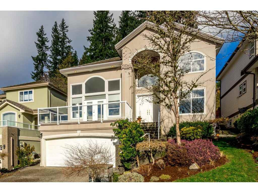 "Main Photo: 67 WILKES CREEK Drive in Port Moody: Heritage Mountain House for sale in ""HERITAGE MOUNTAIN"" : MLS®# R2437293"