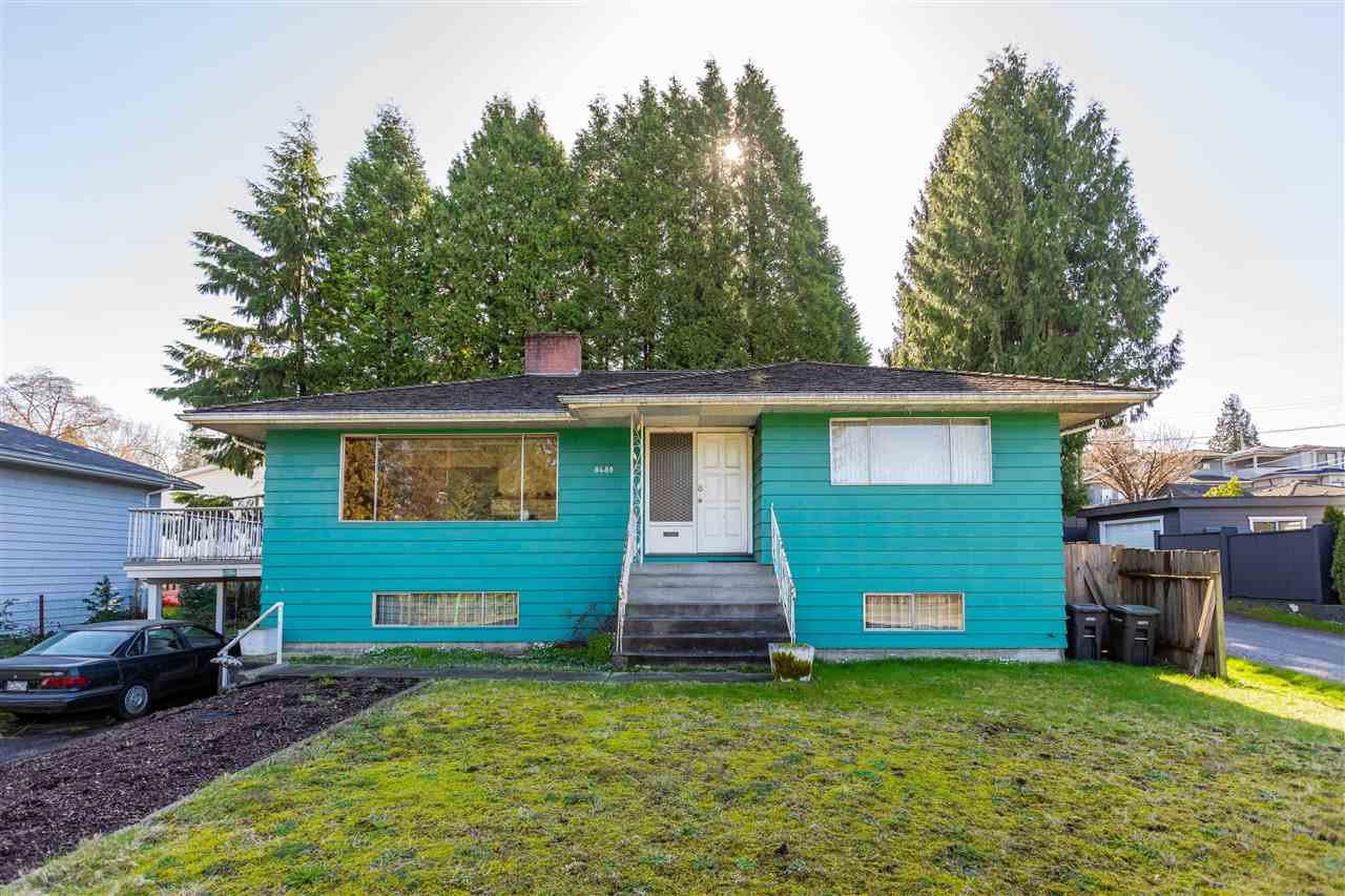 "Main Photo: 8480 17TH Avenue in Burnaby: East Burnaby House for sale in ""East Burnaby"" (Burnaby East)  : MLS®# R2445505"