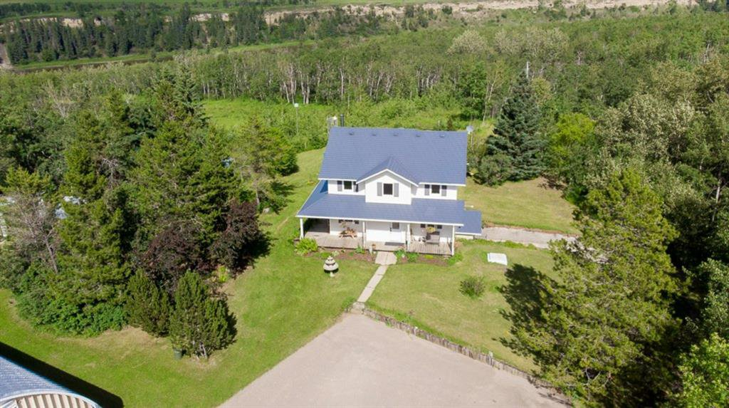 Main Photo: 25412 W Township Road 381A in Rural Red Deer County: NONE Residential for sale : MLS®# A1014158