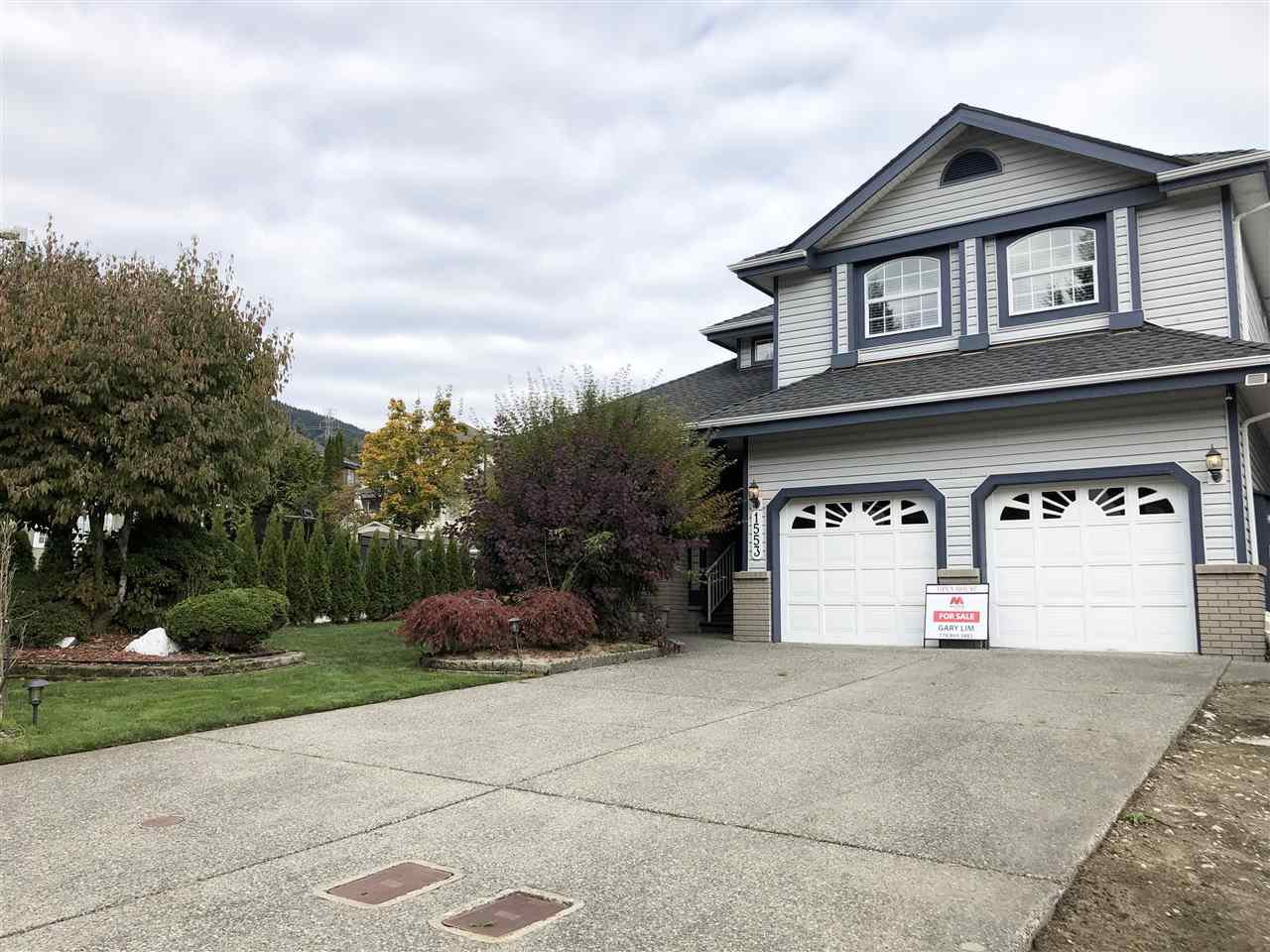 Main Photo: 1553 TANGLEWOOD Lane in Coquitlam: Westwood Plateau House for sale : MLS®# R2509925