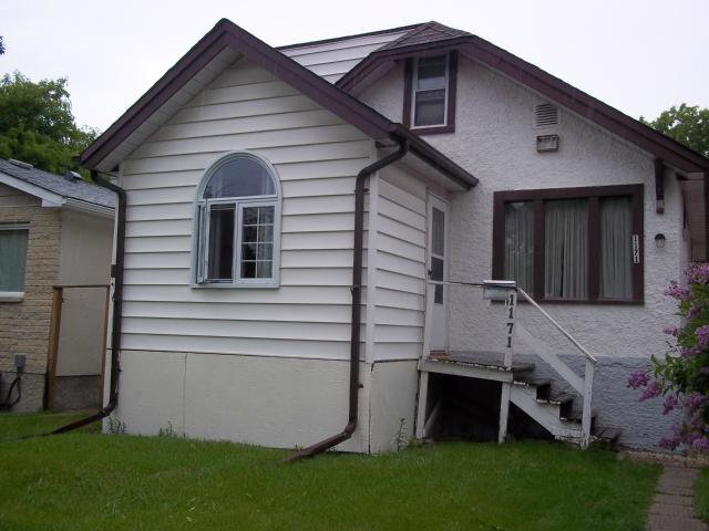 Main Photo: 1171 Somerville Avenue in WINNIPEG: Manitoba Other Residential for sale : MLS®# 1211958