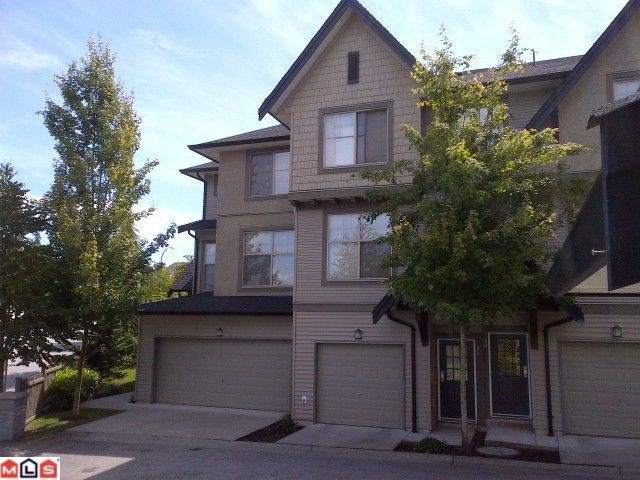 """Main Photo: 92 15152 62A Avenue in Surrey: Sullivan Station Townhouse for sale in """"Uplands at Panorama Place"""" : MLS®# F1217501"""