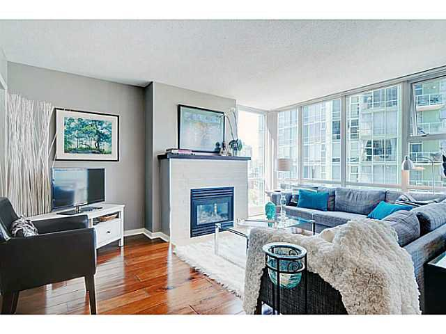 Main Photo: # 1105 1077 MARINASIDE CR in Vancouver: Yaletown Condo for sale (Vancouver West)  : MLS®# V1007322