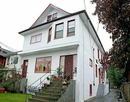 Main Photo: # 40 36 E 22ND AV in : Main Fourplex for sale : MLS®# V505333