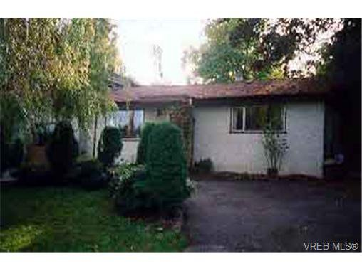 Main Photo: 841 Violet Avenue in VICTORIA: SW Marigold Single Family Detached for sale (Saanich West)  : MLS®# 128137