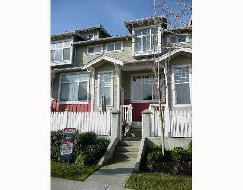 Main Photo: 10 12333 ENGLISH Ave in Richmond: Home for sale : MLS®# V690031