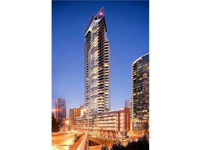 Main Photo: 509 1372 Seymour Street in Vancouver: Downtown VW Condo for sale (Vancouver West)