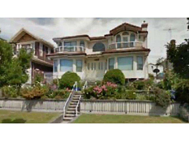 Main Photo: 1541 E 62ND AV in Vancouver: Fraserview VE House for sale (Vancouver East)  : MLS®# V1125409