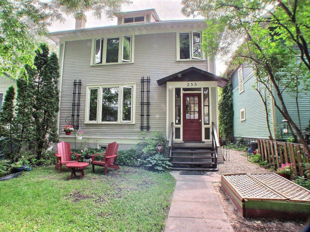 Main Photo: 255 Garfield Street in Winnipeg: West End / Wolseley Residential for sale (Central Winnipeg)  : MLS®# 1519334