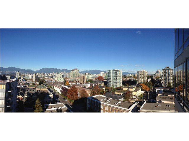 Main Photo: # 1002 1405 W 12TH AV in Vancouver: Fairview VW Condo for sale (Vancouver West)  : MLS®# V1034032
