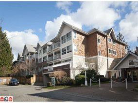 Main Photo: 308 9650 148 Street in North Surrey: Guildford Condo for sale : MLS®# F1228995