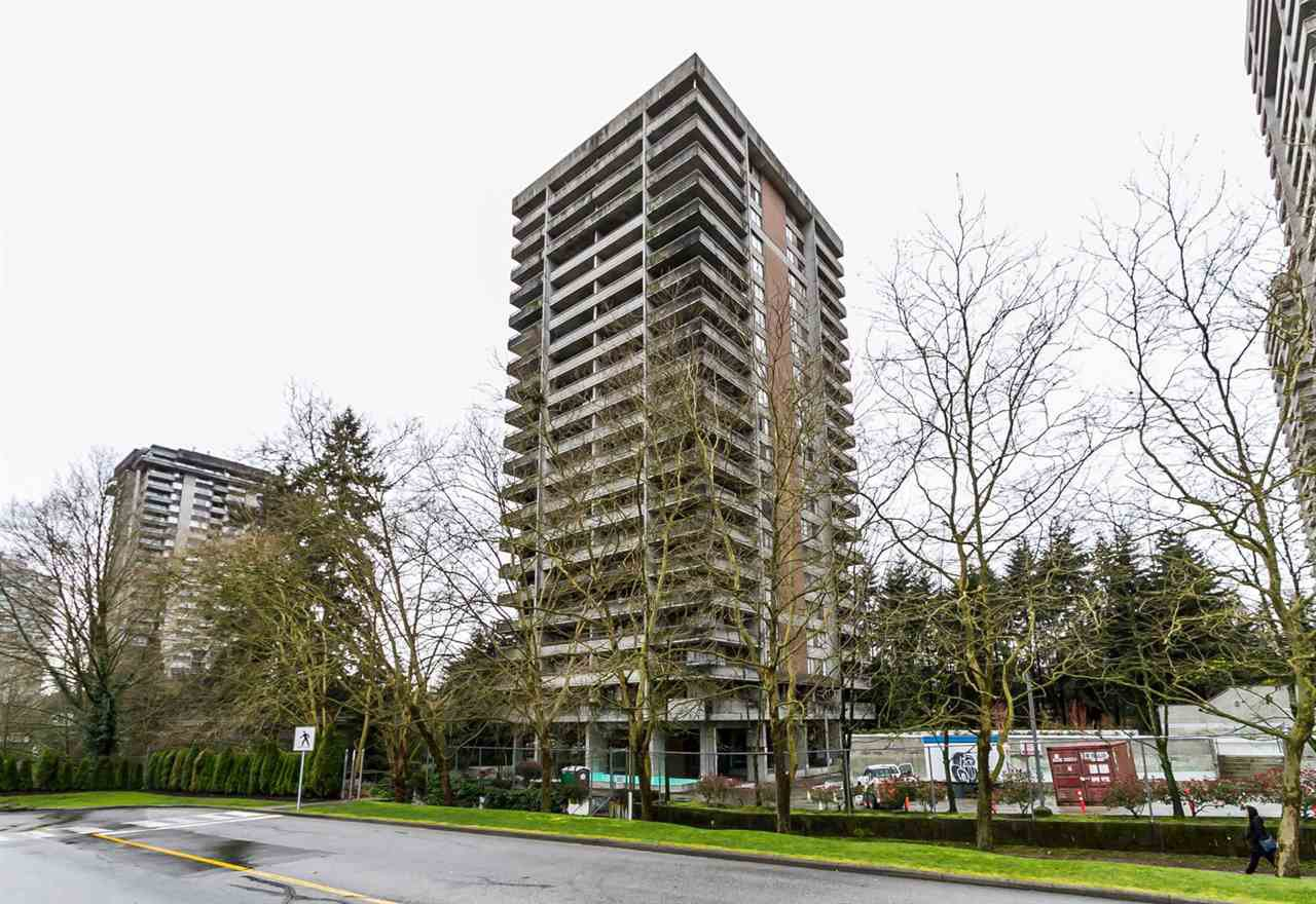 Main Photo: 1601 3771 BARTLETT COURT in Burnaby: Sullivan Heights Condo for sale (Burnaby North)  : MLS®# R2050304