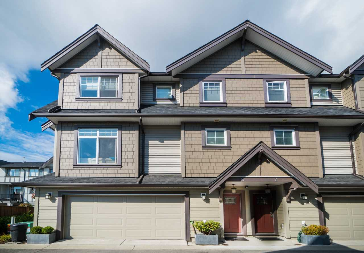 Main Photo: 8 9733 BLUNDELL ROAD in : McLennan North Townhouse for sale : MLS®# R2304439