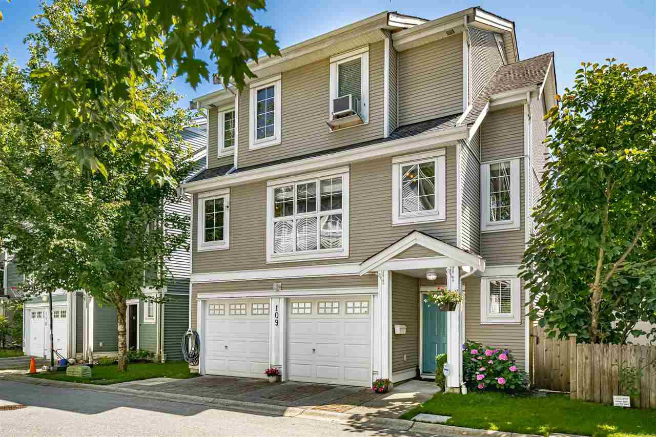 "Main Photo: 109 3000 RIVERBEND Drive in Coquitlam: Coquitlam East House for sale in ""RIVERBEND"" : MLS®# R2477473"