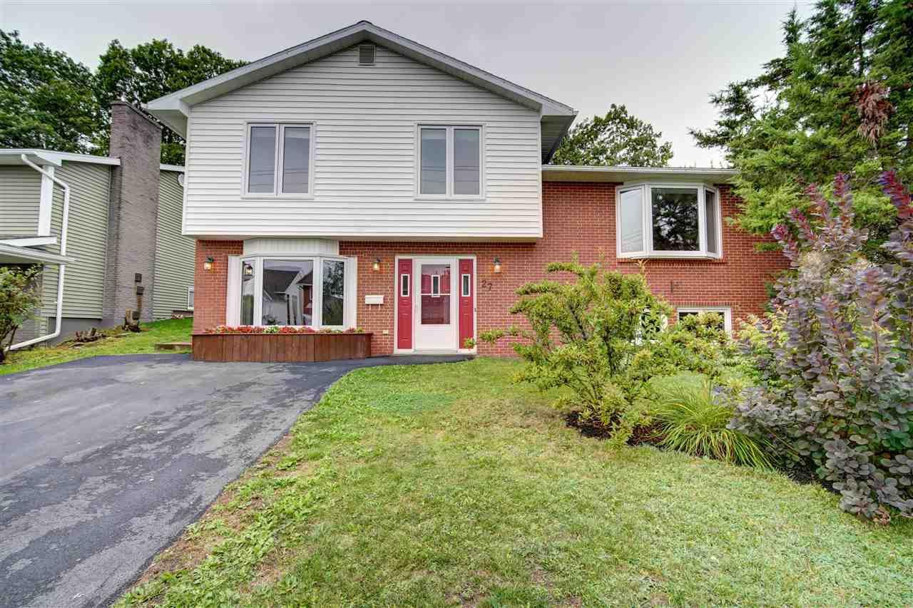 Main Photo: 27 Diana Grace Avenue in Dartmouth: 17-Woodlawn, Portland Estates, Nantucket Residential for sale (Halifax-Dartmouth)  : MLS®# 202018789