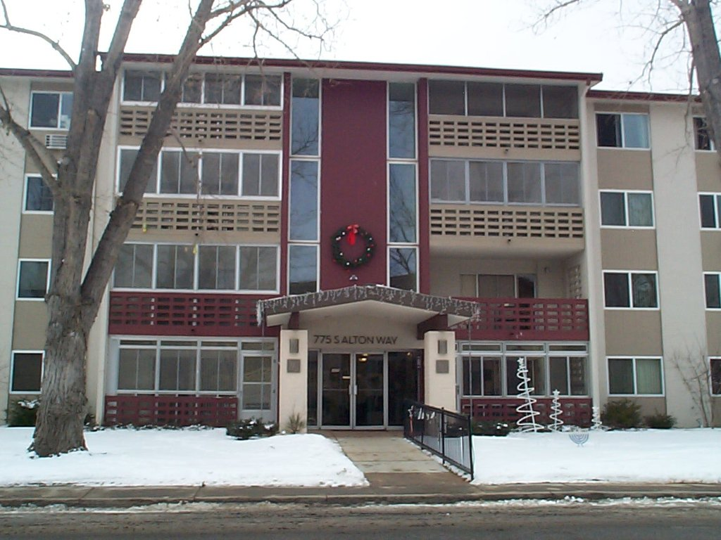 Main Photo: 775 S. Alton Way, 7-C in Denver: Condo for sale : MLS®# 1062012