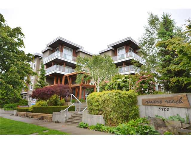 "Main Photo: 217 5700 ANDREWS Road in Richmond: Steveston South Condo for sale in ""River's Reach"" : MLS®# V969407"