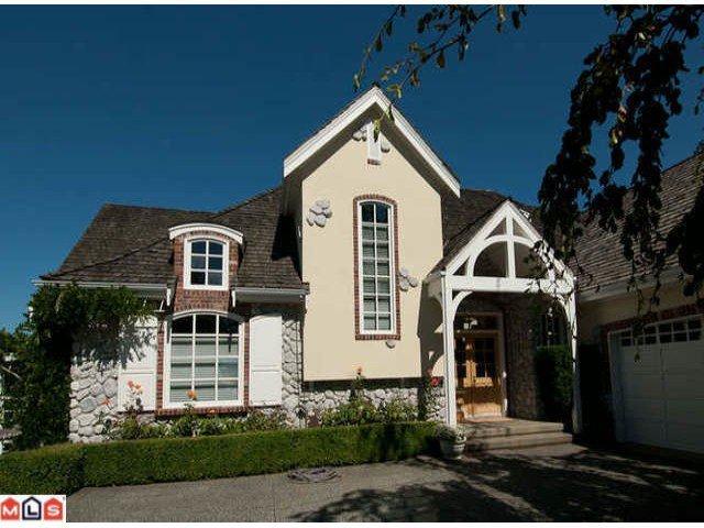 "Main Photo: 3325 CANTERBURY Drive in Surrey: Morgan Creek House for sale in ""MORGAN CREEK - PHASE 1"" (South Surrey White Rock)  : MLS®# F1300127"