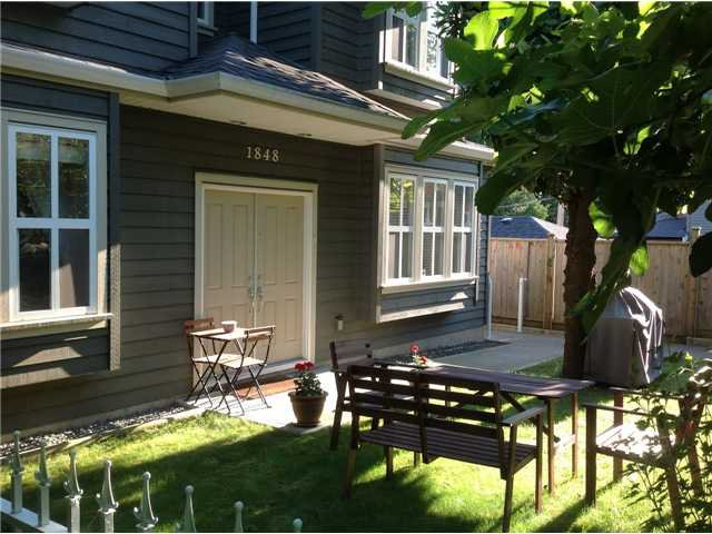 Main Photo: 1848 ISLAND Avenue in Vancouver: Fraserview VE House for sale (Vancouver East)  : MLS®# V998679