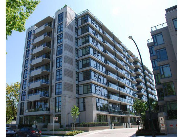 "Main Photo: 205 2851 HEATHER Street in Vancouver: Fairview VW Condo for sale in ""TAPESTRY"" (Vancouver West)  : MLS®# V1015196"