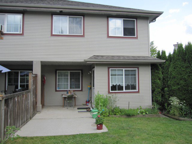 """Photo 12: Photos: 27 11229 232ND Street in Maple Ridge: East Central Townhouse for sale in """"FOXFIELD"""" : MLS®# V1017911"""