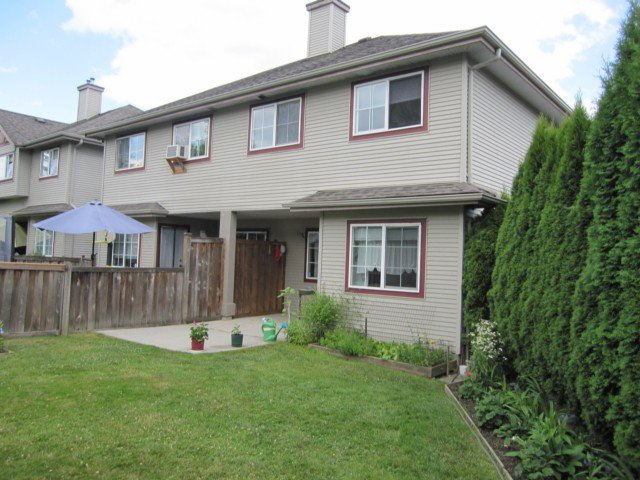 """Photo 13: Photos: 27 11229 232ND Street in Maple Ridge: East Central Townhouse for sale in """"FOXFIELD"""" : MLS®# V1017911"""