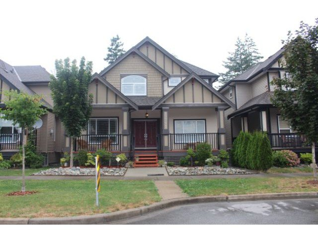 Main Photo: 19357 73B AV in Surrey: Clayton House for sale (Cloverdale)  : MLS®# F1420433